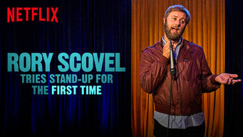 Rory Scovel Tries Stand-Up for the First Time on Netflix UK